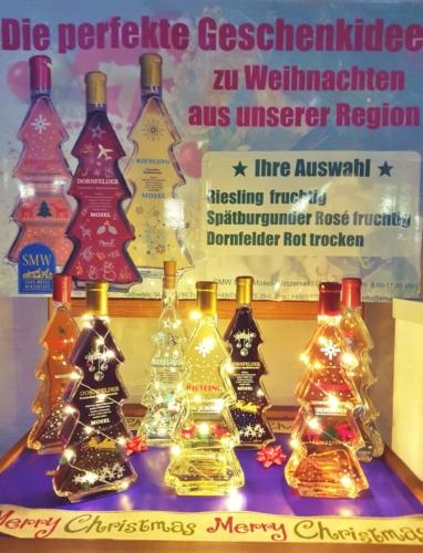 Tannenbaum mit Licheterkette SMW